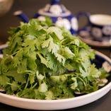 エスニック料理の代表格パクチーを使用した人気料理【栃木県】