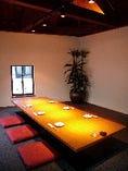 蔵の上の掘りごたつ個室(~10名様×1)