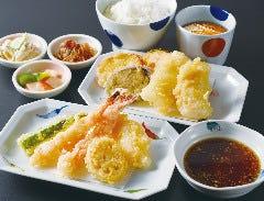 天ぷら専門店 陣屋