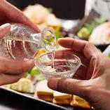 [カジュアル接待に◎] 気取らず美味しい料理とお酒でおもてなし