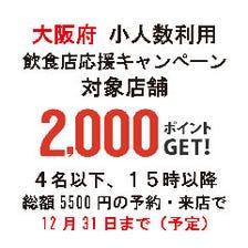 大阪府「飲食店応援キャンペーン」