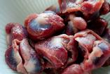 【比内地鶏焼肉】 砂肝