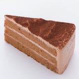 生チュコケーキ