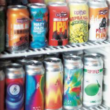 種類豊富なクラフトビールが自慢