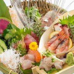 選べる鮮魚盛り合わせ