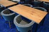 テーブル(2名~4名)