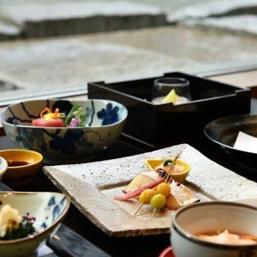 日本料理 芝桜  こだわりの画像