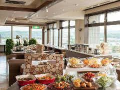 プレミアホテル‐CABIN‐旭川 レストラン ハレル