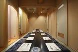 奈佐美島・峠島 9名様~14名様までご利用できるゆったり個室