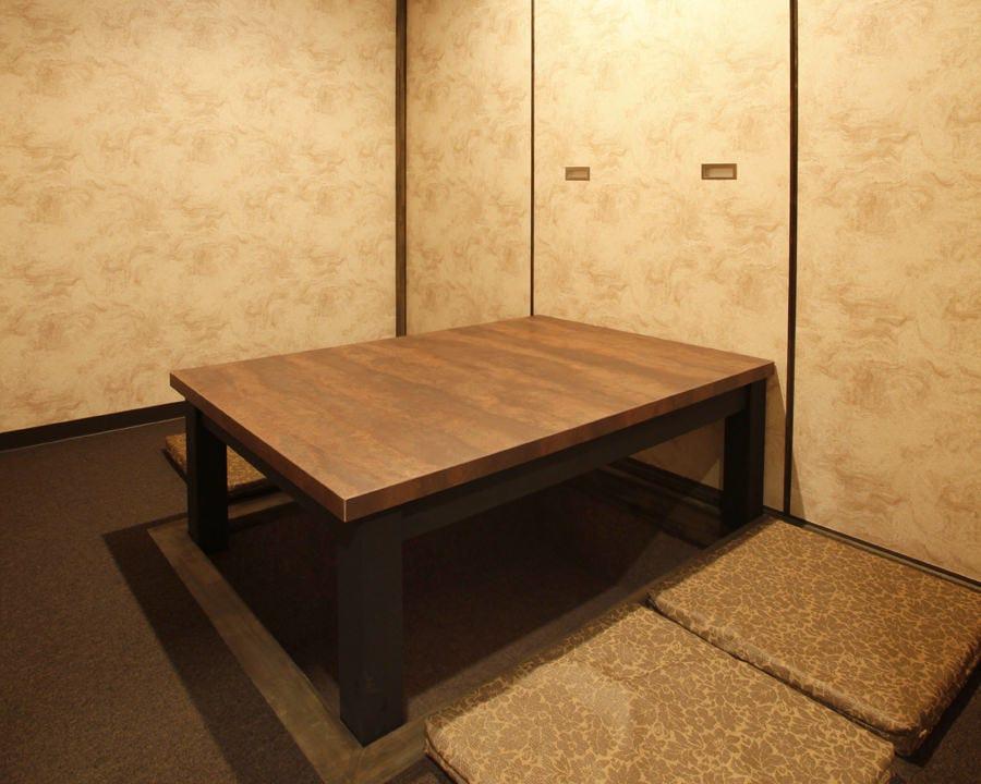 11室のみの完全個室