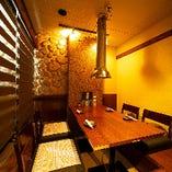 【個室完備】 柔らかな明かりに包まれる上質な和空間
