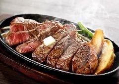 牧草牛ランプ肉ステーキ  200g