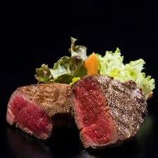 圧倒的赤身と柔らかさ 牧草牛フィレステーキ 150g
