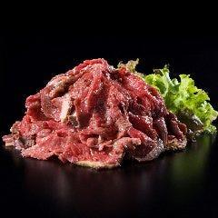 牧草牛ローストビーフ丼
