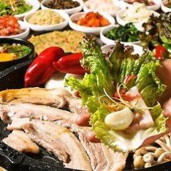 韓国焼肉食べ放題 釜山亭 薬院店