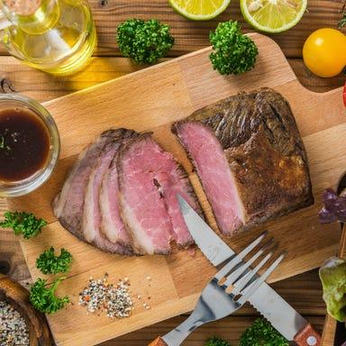 ASIAN MEAT & GRILL 明大前店  こだわりの画像