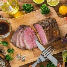 こだわり肉料理食べ放題♪