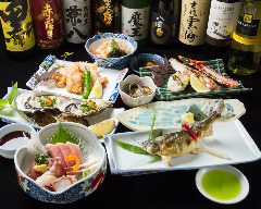 日本料理 利久 蒲田