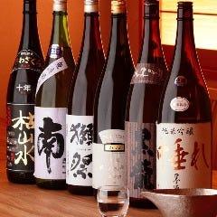 和食 日本酒 みそら屋 はなれ