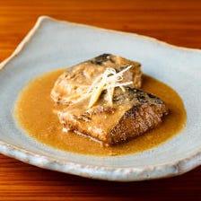 鯖の味噌煮~三種味噌仕込み~