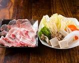 セイロ蒸し【B】アグー&国産黒毛和牛セイロセット