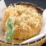 八、季節の天ぷら又はかき揚げ