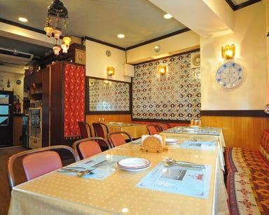 トルコ料理 ウスキュダル 新宿南口店 店内の画像