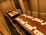 【リニューアル】3Fテーブル個室【雰囲気抜群の和の空間】