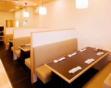 寿司源 上末吉店 店内の画像