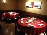 中華といえば円卓! 宴会プランで予約できます!