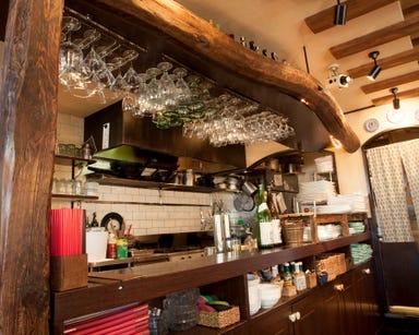 食彩酒房ポッシュドゥマモン  メニューの画像