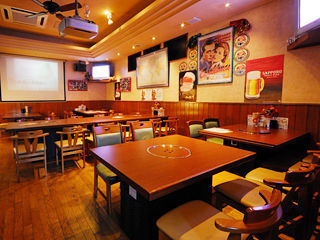 カフェ・アメリカン焼肉 幸  店内の画像