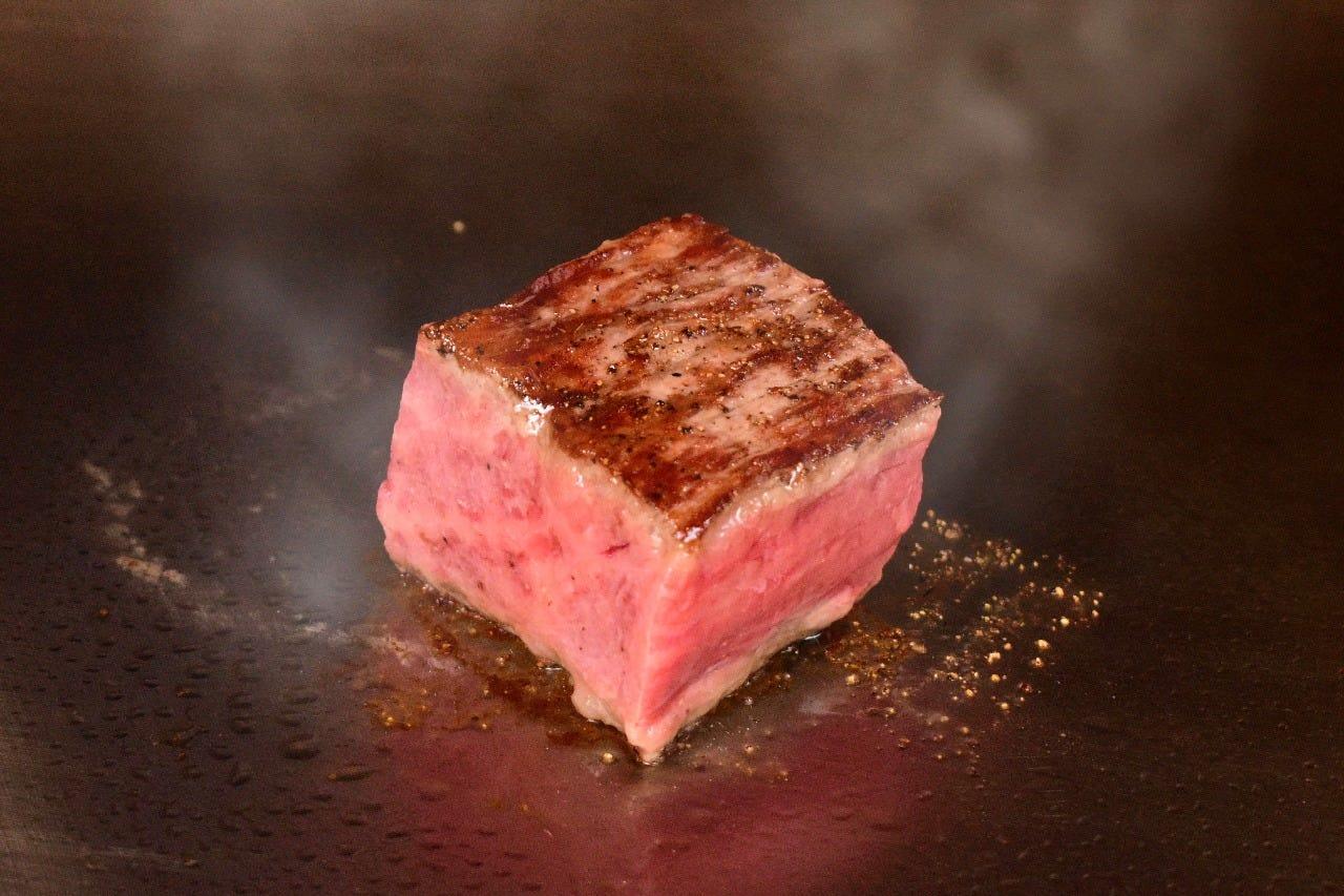 【会席 空-sora-】黒毛和牛モモ肉ステーキ&四季折々の鎌倉野菜全6皿 6,000円