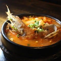 韓国海鮮食堂 ヘムルパジョン