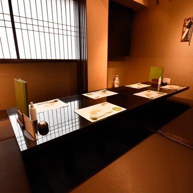 全室個室 旬菜やくらち 横浜西口  店内の画像