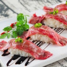 肉寿司・ローストビーフ食べ飲み放題