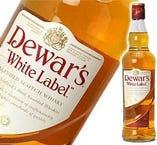 デュワーズ ホワイトラベル<スコッチ>