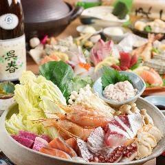 海鮮と創作串天ぷら 個室 魚舟 梅田阪急グランドビル店