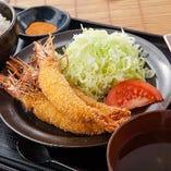 限定5食【海老フライ定食】