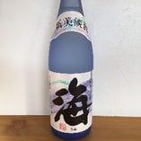 芋焼酎【海】鹿児島県