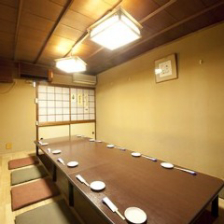 個室を2部屋ご用意しております