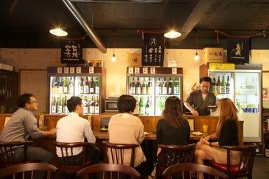 料理と日本酒 木金堂  店内の画像