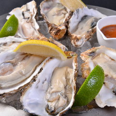 Oyster Bar Charcoal Grill Lemon