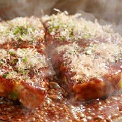 Okonomiyaki Teppanyaki Karin Ichigayaten