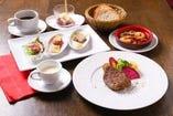 牛フィレ肉のラ・カスエラコース