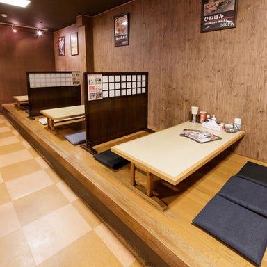 ラーメン はなてん 堺東店 店内の画像