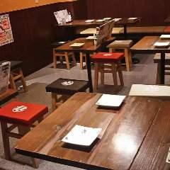 【奥の宴会用テーブル席】~MAX32名⇒25名~貸切OK