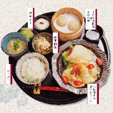 980円~選べるメインの中華定食♪