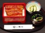 鰻重 桜 ¥3255  当店人気NO1