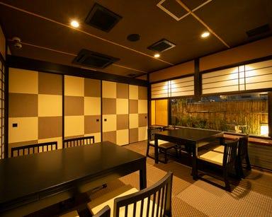 新串揚げ創作料理 「串やでござる」 茨木店 店内の画像